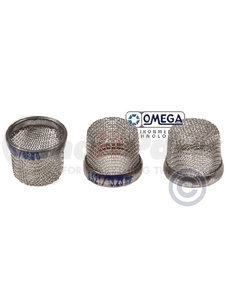 41-67570 by OMEGA ENVIRONMENTAL TECHNOLOGIES - Compressor GUARD SUCTION FILTER KIT FS10/FX15