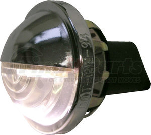 M298C-BT2 by PETERSON LIGHTING - LED LICENSE LIGHT W/BULLETS