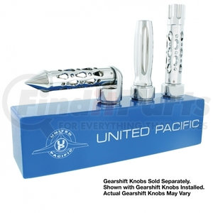 99072 by UNITED PACIFIC - United Pacific Gearshift Knob Display Base Only