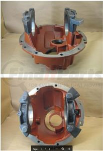 A23200C1901 by MERITOR - CARRIER CAP