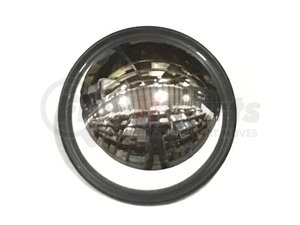 610775 by RETRAC MIRROR - 8in. Round Bubble Safety Mirror, Sst