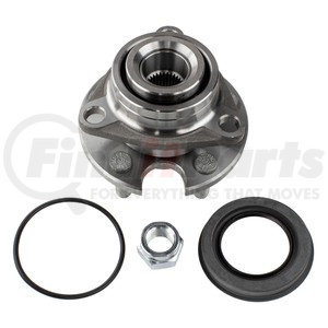 BR930091K by MIDWEST TRUCK & AUTO PARTS - WHEEL HUB BRG