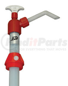 5027 by ATD TOOLS - Nylon Vertical Drum Pump