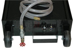 EK by JOHN DOW INDUSTRIES - 17 Gallon Low Profile  Portable Oil Drain