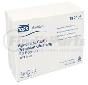192475 by TORK - Tork Premium Specialist Cloth, Precision Cleaning, Pop-Up