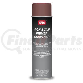 42033 by SEM PRODUCTS - High-Build Primer Surfacer - Rose