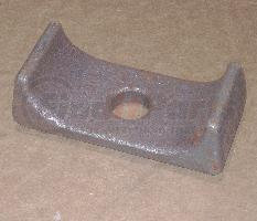 """FR2A by BWP-NSI - Axle Seat, 5/8"""" High 5"""" Sq"""