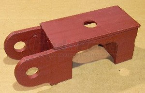 """TM2A by BWP-NSI - Axle Seat, 1"""" High 4"""" x 6"""" Rec"""