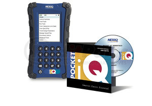895021 by NEXIQ TECHNOLOGIES - POCKET IQ ABS SUITE