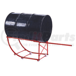 8656 by AMERICAN FORGE & FOUNDRY - 55 GALLON DRUM CRADLE