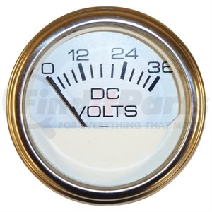 830-183 by GOODALL - Voltmeter Electric, 0-36, 12/24V