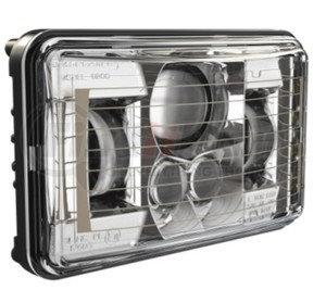 0551771JWS by JW SPEAKER - HEADLIGHT HEATED 4X6 LED