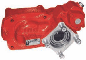 11106K03 by BEZARES USA - Volvo I-Shift & Mack mDRIVE Base PTO Kit Rear Pneumatic 1.62 Internal Ratio