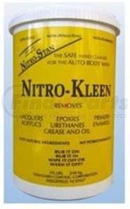 9002T by NITROSTAN - Nitro Stan Spot and Glazing Putty- White, Tube