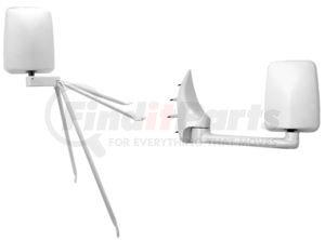715720 by VELVAC - Kit door or fender mount white manual