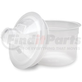 16028 by 3M - PPS™ 3 oz. Lids and Disposable Liners Kit
