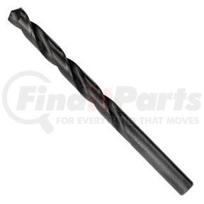 "67520 by IRWIN HANSON - 5/16"" Heavy Duty Black Oxide Coated High Speed Steel Jobber Length Drill Bit"