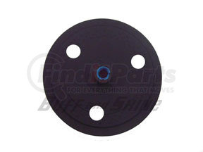 """1975 by BUFF 'N SHINE - 7"""" dia. X 3/4"""" Grip backing plate with cooling holes 5/8"""" - 11 threads"""