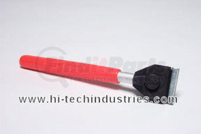 "SCRP-2 by HI-TECH INDUSTRIES - Inspection Sticker Scraper, 8"""