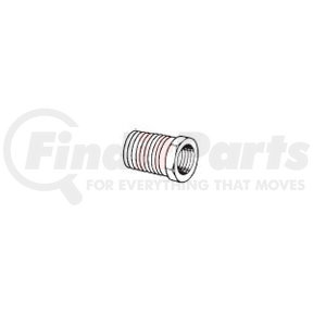 """10522 by LINCOLN INDUSTRIAL - Reducing Coupling, 1/4"""" NPT(f) x 1/2"""" -27(f)"""