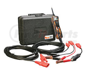 PP319FIRE by POWER PROBE - Power Probe III with Case and Accessories, Flame Print