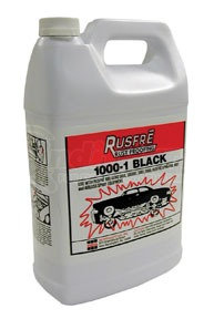 1000-6B by RUSFRE - Rust Proofing – Black, 1-Gallon