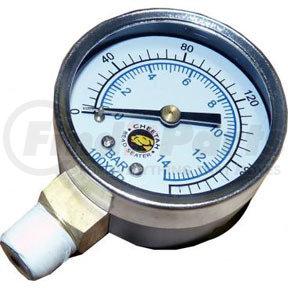 01.106 by TIRE SERVICE EQUIPMENT - 200 PSI Pressure Guage