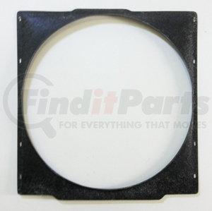 Pete 4 by TRUCK SHROUDS - Fan shroud for Peterbilt 377/378/379