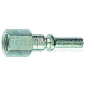 "12-435 by PLEWS - Plug, 1/4"" LINC, 1/4"" FNPT"