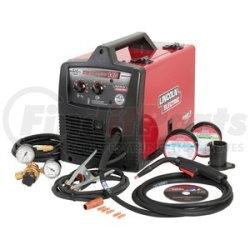K2697-1 by LINCOLN ELECTRIC - Easy Mig® 140 120 Volt AC Input Compact Wire Welder