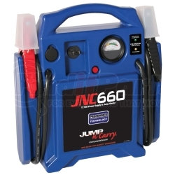 JNC660 by SOLAR - Jump-N-Carry 1700 Peak Amp 12 Volt Jump Starter