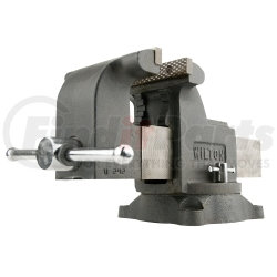 """63302 by WILTON - Shop Vise 6"""" with Swivel Base"""