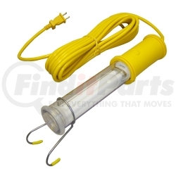 1113-2500 by GENERAL INDUSTRIAL MANUFACTURES - Stubby™ II 13 Watt Fluorescent Light and 25' Cord