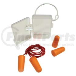 6101 by SAS SAFETY CORP - Corded Foam Ear Plugs