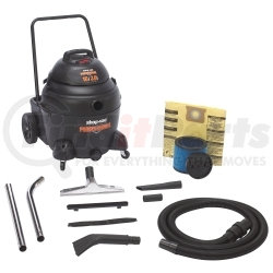 9621610 by SHOP-VAC - 3.0 Peak HP,  Two Stage, Automotive Professional, 16 Gal