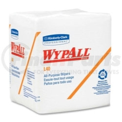5701 by KIMBERLY-CLARK - WypAll® L40 Wipers- Single Pack