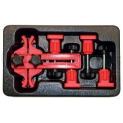 70900 by PRIVATE BRAND TOOLS - 5 Piece Master CamClamp Kit