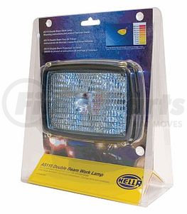 6991661 by HELLA USA - WORK LAMP AS115 12V H3 CR STD DISP