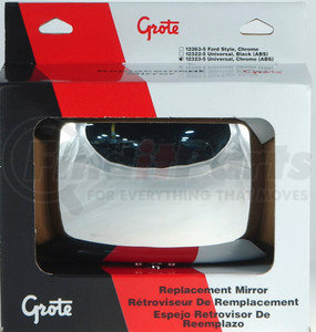 12263-5 by GROTE - Ford® Truck & Van Mirror, Mirror Only, Retail Pack