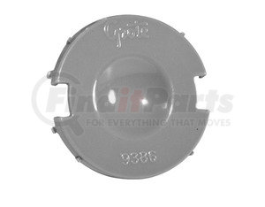 93860 by GROTE - Snap-In Theft-Resistant Mounting Flange for 2″ Round Lamps, Gray