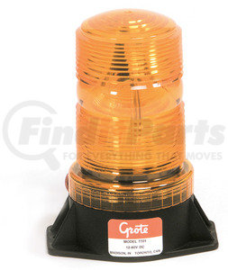 77013 by GROTE - Material Handling Strobe Lights - Yellow