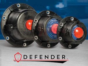 "369-4024 by STEMCO - Stemco Defender™ Hubcap - Sentinel Grease ""FF"""