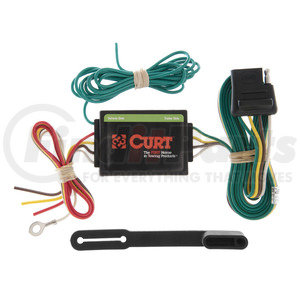 55130 by CURT MANUFACTURING, LLC. - CONVERTER 4-FLAT PACKAGED