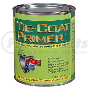 41104 by ABSOLUTE COATINGS (POR15) - High Build Primer, Quart