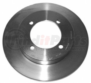 96518R by RAYBESTOS - Disc Brake Rotor  RR