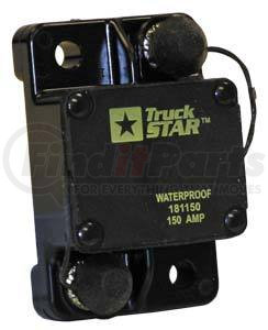 CB150 by BUYERS PRODUCTS - 150 Amp Circuit Breaker, Auto Reset