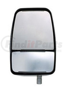 715513 by VELVAC - Velvac RV Mirror Deluxe Driver Side Mirror Head Assembly - Manual, White