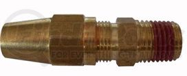 A68-8-6 by POWER PRODUCTS - Air Brake Male Connector 1/2 X 3/8