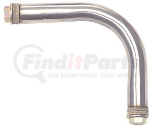 """70101 by CHAM-CAL - 4 1/2"""" Offset Elbow Extension, Stainless Steel"""