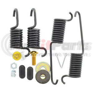 E4144 by EUCLID - HYDRAULIC BRAKE - HARDWARE - HOLD DOWN KIT